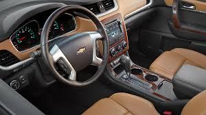 Chevrolet Traverse Interior wallpaper