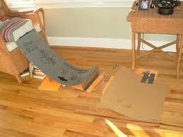 Cheap Wooden Tech Decks by How To Make A Tech Deck Landing Ramp For Your Mega Ramp 4 Steps