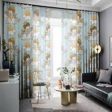 details zu karikatur vorhang verdunkelungs vorhänge wohnzimmer blickdicht blackout dekor