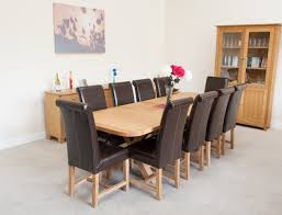 Dining Room Table Dimensions 14 Person 12 Size Round