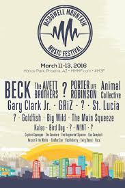The McDowell Mountain Music Festival Rocks Phoenix In March
