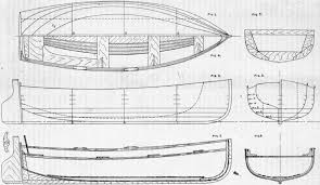 how to build a wooden jon boat rans
