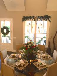 Christmas Centerpieces For Dining Room Tables by Holiday Decoration Ideas For New Atlanta Area Homes