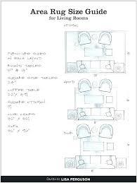 Area Rug Size Chart Elegant Dining Room Guide Pretamarcher