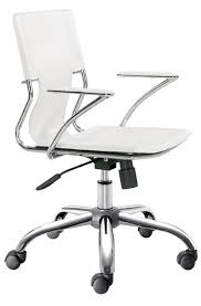 white office chairs white home office chair ginnie white office
