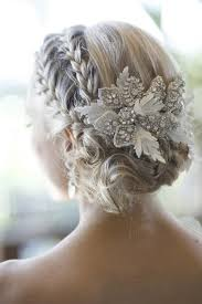 Gorgeous Hairstyle For Your Winter Wedding