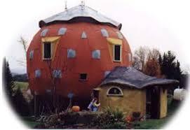 Kenova Pumpkin House by Steve Miller U0027s Pumpkin House Neatorama