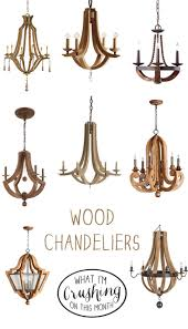 Rustic Dining Room Light Fixtures by Best 20 Rustic Wood Chandelier Ideas On Pinterest Rustic Dining