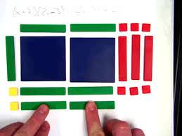 algebra tiles factoring multiplying polynomials using algebra tiles