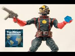 Marvel Legends Infinite Series Guardians Of The Galaxy 6 Classic 5 Pack Star Lord Figure Review