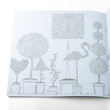 Garden An Treasure Hunt Coloring Books For Adults To Relieve Stress