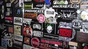 STICKER DIY! How To Make Your Own Stickers Band Logo Do It Yourself ...