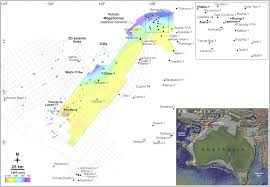 Where Does Seafloor Spreading Take Place by Seismic Geomorphology And Evolution Of Early U2013mid Miocene Isolated