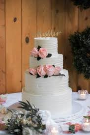 Calamigos Ranch Romantic Wedding Rustic CakesRomantic
