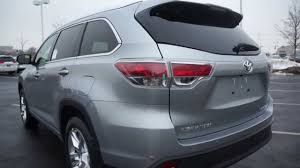 2014 Toyota Highlander Captains Chairs by All New 2014 Toyota Highlander Limited Platinum Awd V 6 Start Up