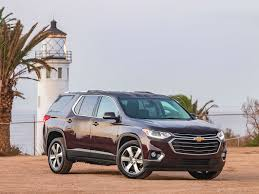 12 Best Family Cars: 2018 Chevrolet Traverse | Kelley Blue Book