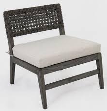 casa padrino luxus lounge sessel grau 75 x 75 x h 75 cm massivholz wohnzimmer sessel mit rattangeflecht und sitzkissen wohnzimmer möbel luxus