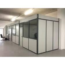 separation bureau amovible cloison amovible bureau pas cher cloison vitre ou semivitre bureau