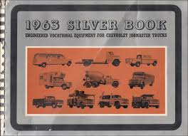 100 1963 Chevrolet Truck Engineering Features Manual Original