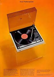 70 s dual 1973 vintage record player turntable