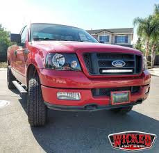 100 Truck Light Rack Wicked Bars Home Facebook