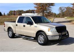 100 2007 Ford Truck F150 For Sale ClassicCarscom CC1163787