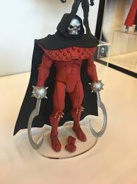 Long Halloween Batman Figure by Toy Fair 2017 The Mattel Report 13th Dimension Comics