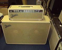 Fender 2x10 Guitar Cabinet by 1970 U0027s Sunn Studio Lead 2x10