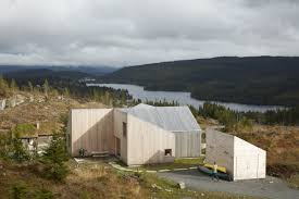 100 Ulnes Mylla Hytte PineClad Cabin By Mork Architects