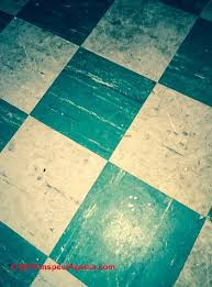 Asbestos Floor Tile 1959 C InspectAPedia JM