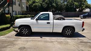 2006 Chevrolet Silverado 1500 Custom 2 Door Shortbed 2wd 4.8 Vortec