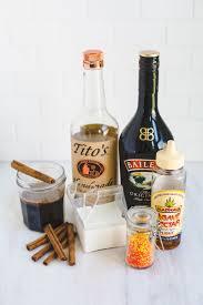 Kahlua Pumpkin Spice Martini Recipe by Pumpkin Spice White Russian U2013 A Beautiful Mess