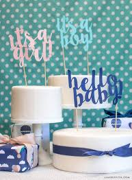 Baby Shower Cake Toppers Lia Griffith
