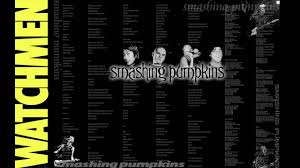 Smashing Pumpkins Tarantula Live by Watchmen Smashing Pumpkins Youtube
