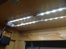 led cabinet lighting battery fanti