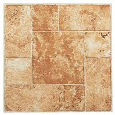achim nexus beige 12 in x 12 in peel and stick terracotta vinyl