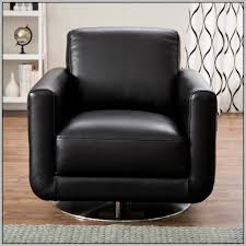 Natuzzi Barrel Swivel Chair by Natuzzi Leather Swivel Club Chair Chairs Home Decorating Ideas
