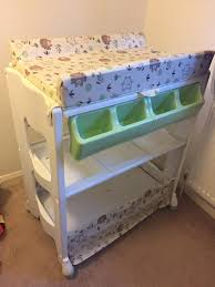 Babies R Us Dresser Changing Table by Babies R Us Changing Station With Baby Bath In Lancing West