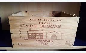 caisse a vin en bois caisse à vin en bois annonce bricolage jardinage la réunion