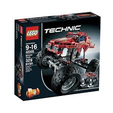 100 Lego Monster Truck Games Amazoncom LEGO Technic 42005 Toys