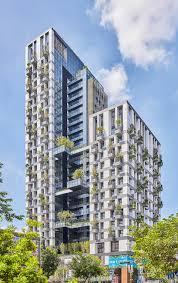 100 Woha Design WOHA Populates Sky Green Development With Trees And Plants