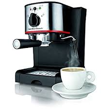 Combo Coffee Maker Lovely Amazon Mr 4 Cup Steam Espresso System With Milk Frother