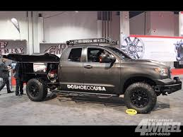 Toyota Tundra Custom Off Road - Image #417 Dc Shoes The Ultimate Motocross Truck Youtube Low Profile Tonneau On Toyota Tundra Topperking Accsories 72018 Stretch My Truck Custom Vital Signs Canada Shop Online Autoeqca Yakima Double Cab Crewmax 42017 Bedrock Towers Toyota Truck Accsories Edmton Bestwtrucksnet Amazoncom Grille Guard Brush Bumper 42018 Bumpers