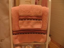 Decorative Towels For Bathroom Ideas by Bathroom Astonishing Bath Towels Design Ideas In White And Black