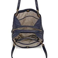 michael kors raven large leather shoulder bag admiral ebay