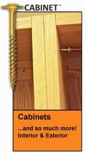 Grk 10 Cabinet Screws by Grk Fasteners Grk Low Profile Cabinet Screws Page 1 Us Tool