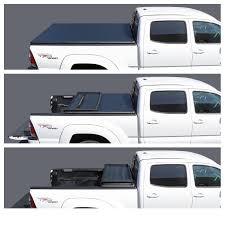 2014 F150 Bed Cover by 2003 Ford F150 Styleside 6 5ft Short Bed Tri Fold Tonneau Cover