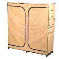 honey can do 64 in h x 60 in w x 19 7 in d door portable