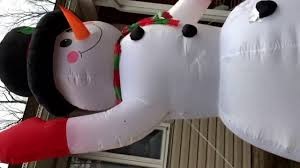 Halloween Inflatable Archway by My Christmas Inflatable Display 2016 2017 Youtube