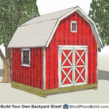 12x12 Shed Plans With Loft by Shed Plans By Sizes